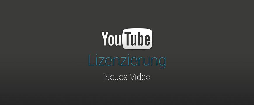 Lizenzierung – Neues Video verfügbar