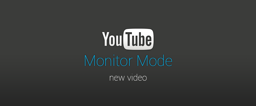 New video: Monitor Mode