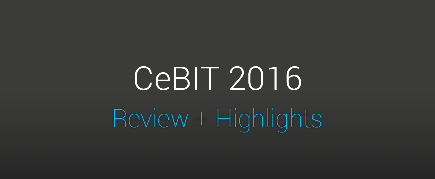 After CeBIT is before CeBIT