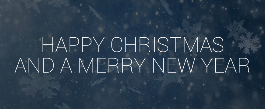 """""""Happy Christmas and a merry New Year"""""""
