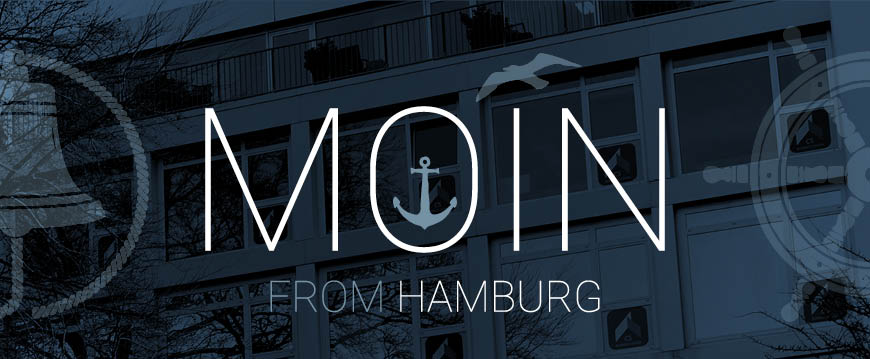 "Now we also say ""Moin"" at TE-SYSTEMS!"