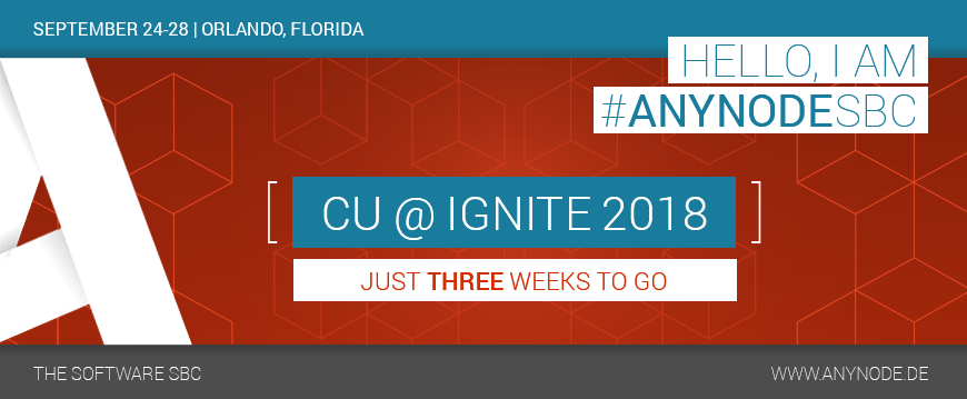 Microsoft Ignite 2018 – Only 15 days left