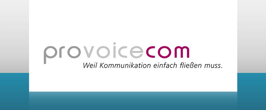 provoicecom GmbH