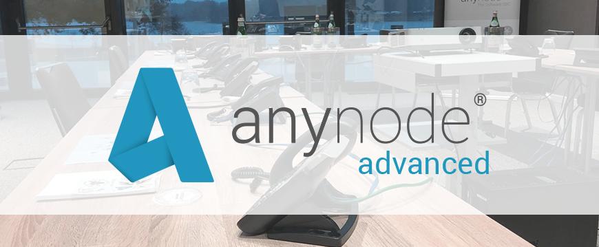 anynode® advanced – die Schulung für Fortgeschrittene ist da!!!