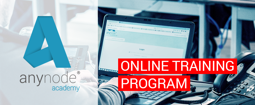 Become an anynode® Product Partner with our online training program!