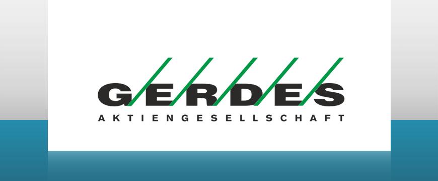 GERDES Aktiengesellschaft
