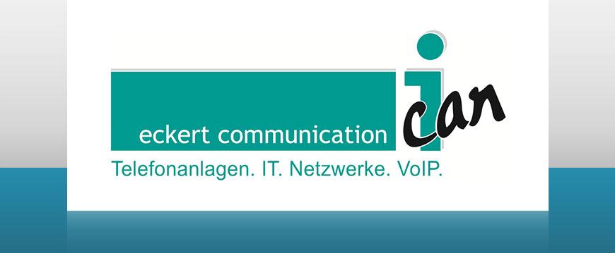 i can eckert communication GmbH