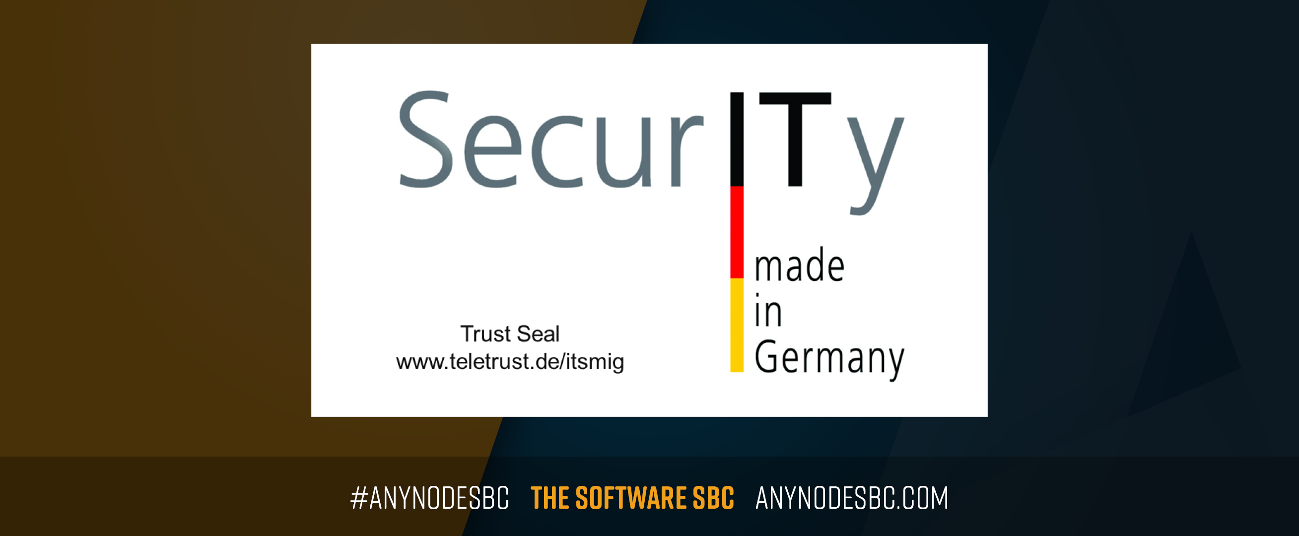 """TE-SYSTEMS awarded the """"IT Security made in Germany"""" seal of quality"""