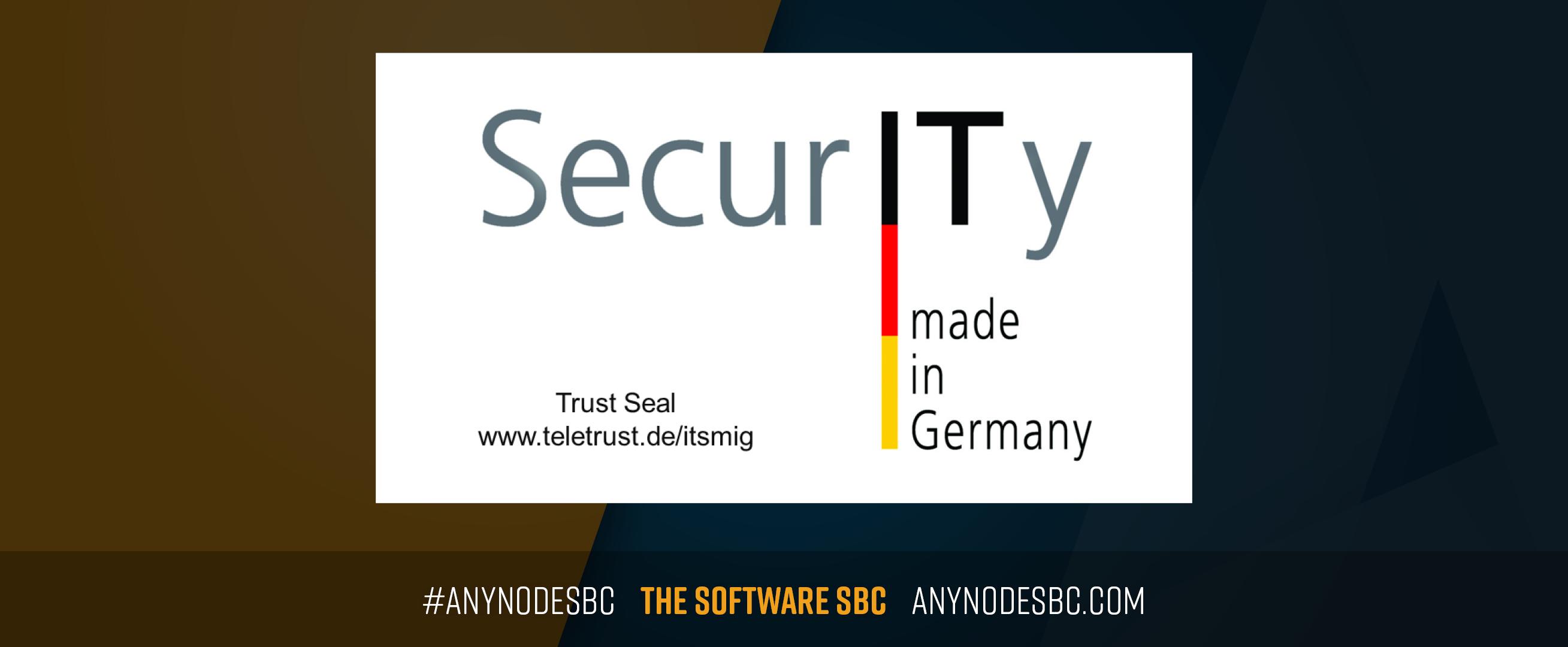 """TE-SYSTEMS mit dem Qualitätssiegel """"IT Security made in Germany"""" ausgezeichnet"""