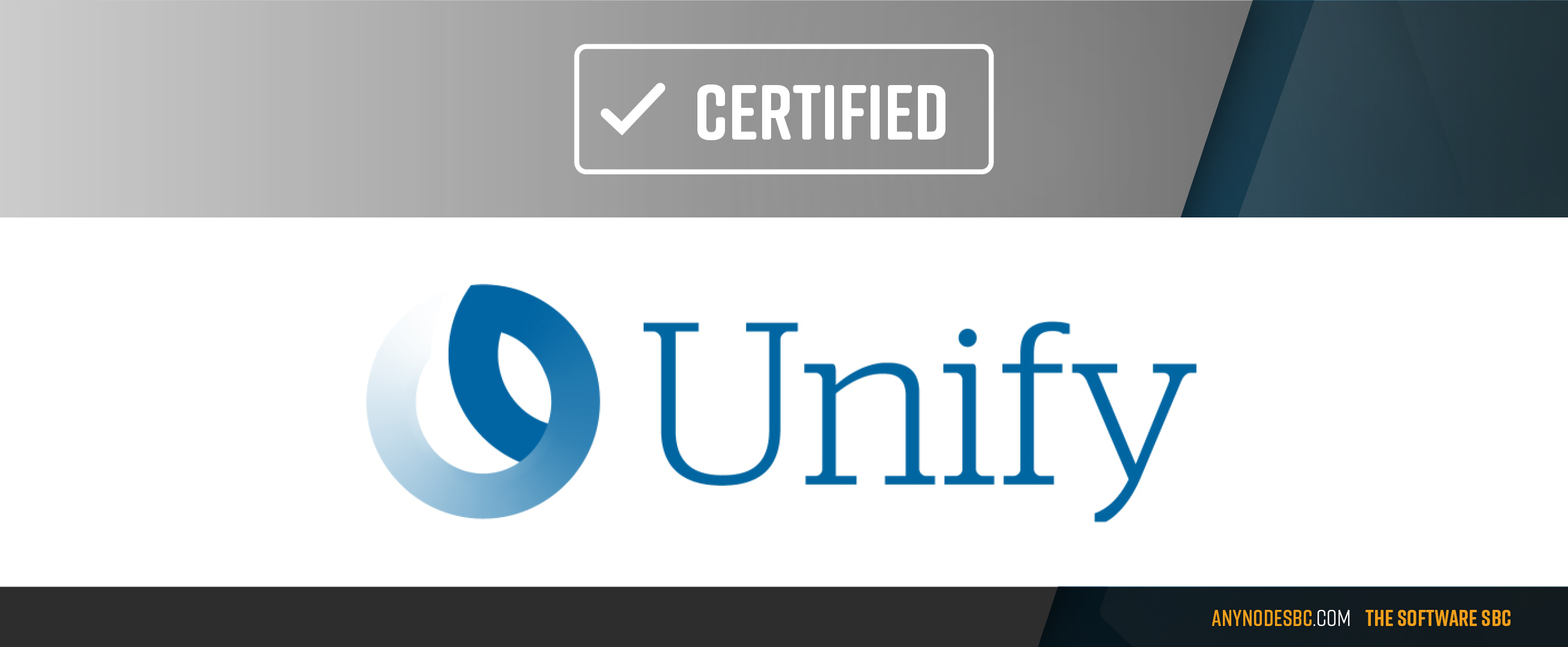 Atos Unify Ready – New certifications for TE-SYSTEMS for anynode SBC