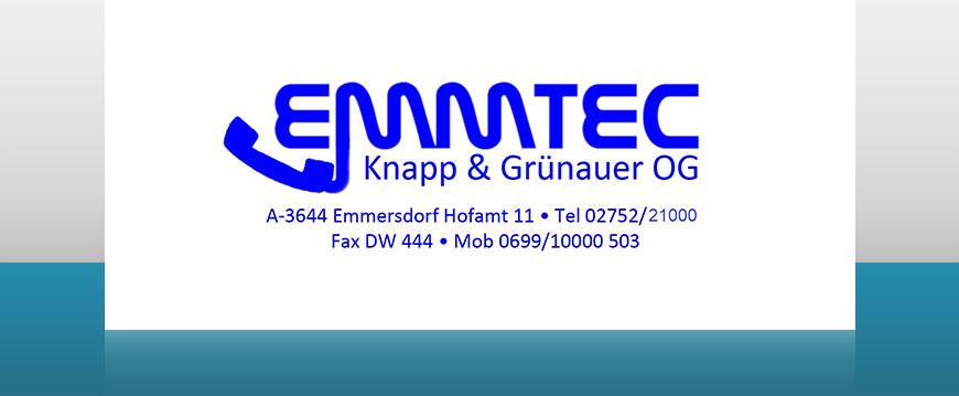 Emmtec Knapp & Grünauer OG
